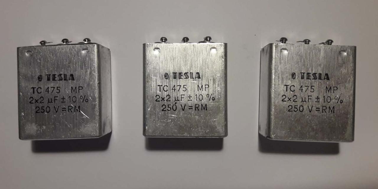 Трёхполярный Конденсатор Tesla. Двух емкостной-неполярный конденсатор Tesla