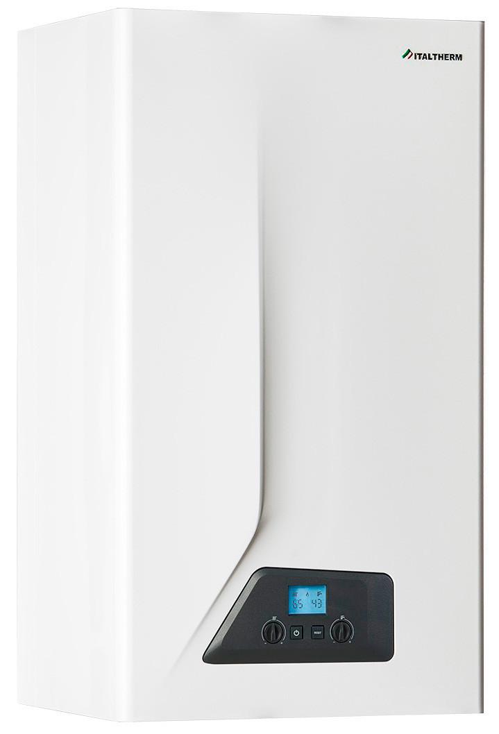 Настенный газовый двухконтурный котел ITALTHERM CITY CLASS 35 FR