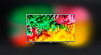 "Телевизор Philips 45"" Smart-TV/Full HD/DVB-T2/USB (1920×1080) Android 7.0"