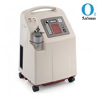 Кислородный концентратор 7F-5 5л/мин медицинский портативный для дома (аппарат для дыхания, кисневий)