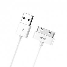 USB Кабель Hoco X23 Skilled iPhone 2G,3G,3GS,4,4S
