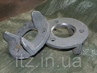 Кольцо прижимное клапана 500.1001-15 сливного прибора цистерн