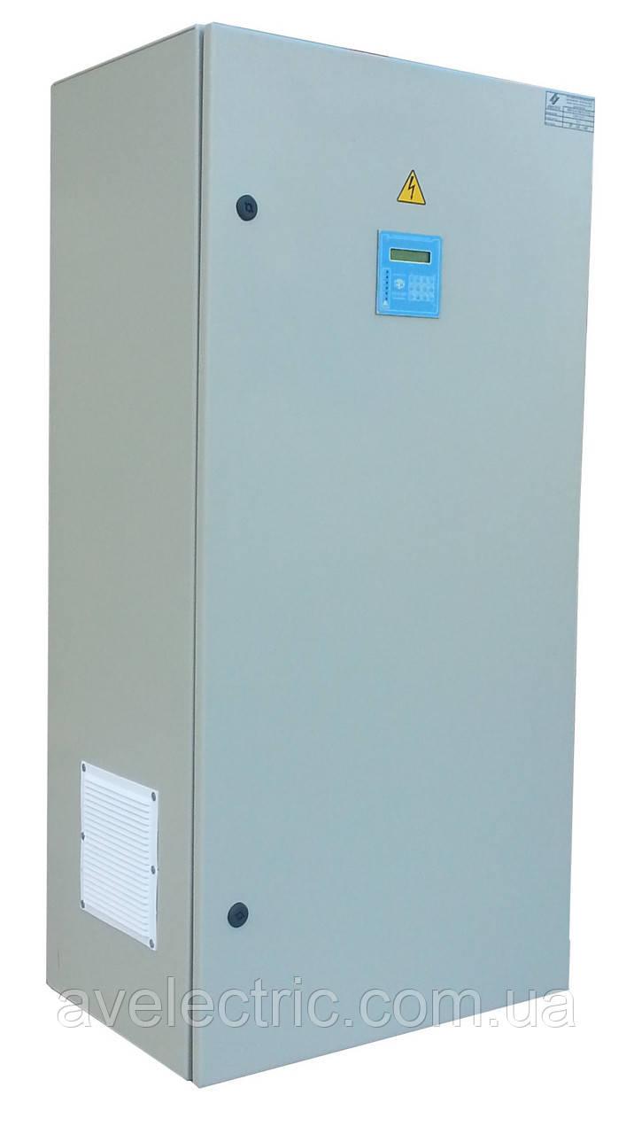 Установка компенсации реактивной мощности 190 кВАр ККУ-04-190-10-21У3