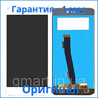 Дисплей Xiaomi Mi5 белый (LCD экран, тачскрин, стекло в сборе), Дисплей Xiaomi Mi5 білий (LCD екран, тачскрін, скло в зборі)
