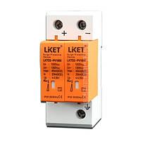 Фотогальванічний захист від перенапруги постійного струму LKTD2 - PV1000, 40kA