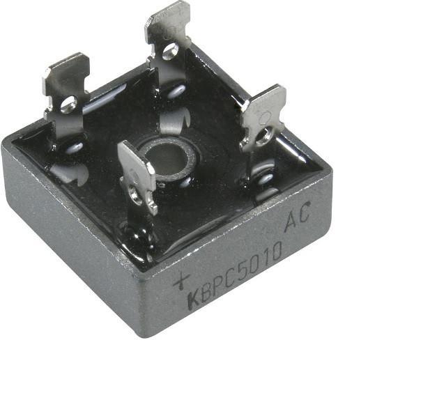 Діодний міст KBPC5010  50А 1000V