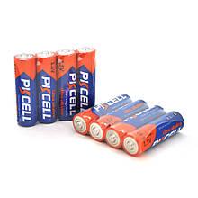 Батарейка лужна PKCELL 1.5V AA / LR6, 4 штуки shrink, Q