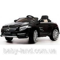 Детский электромобиль Barty Mercedes Benz SL 63 AMG, черный