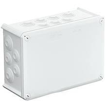 Коробка распределительная наружная Т350 285Х201Х120 IP66 OBO Bettermann цвет белый