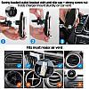 Автомобильный сенсорный держатель с беспроводной зарядкой Penguin Smart Sensor S5 для телефона + ПОДАРОК!, фото 6