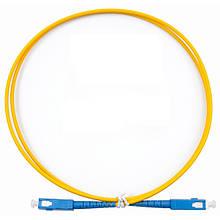Патчкорд оптичний SC / UPC-FC / UPC 3.0mm 3 м