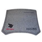 Килимок 300 * 250 тканинної HUNTER WILD WOLF, товщина 2 мм, колір Grey, Пакет