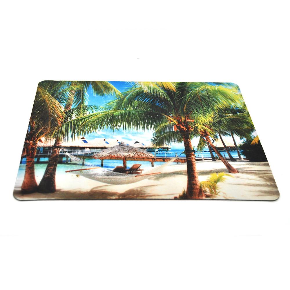Килимок 240 * 200 тканинної Пляж, товщина 2 мм, Паке