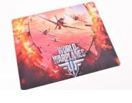 Килимок 290 * 250 тканинної World of Warplanes, товщина 3 мм, колір Grey, Пакет