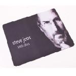 Килимок 240*200 тканинної STEVE JOBS, товщина 1,5 мм, колір Black, Пакет