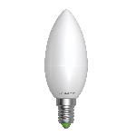 """Лампа LED EUROLAMP ЕКО серия """"D"""" CL 6W E14 4000K"""