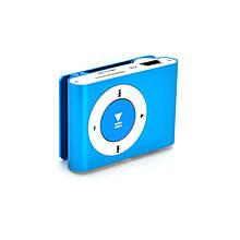 Mini MP3-плеєр ZY-06913 4GB Blue