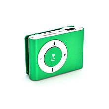 Mini MP3-плеєр ZY-06913 4GB Green