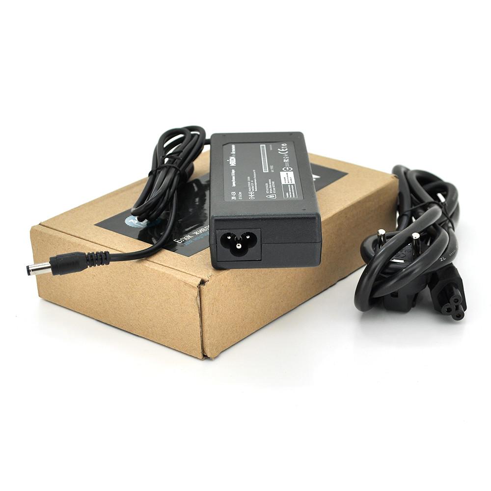 Блок живлення MERLION для ноутбука LENOVO 20V 4.5A (90 Вт) штекер 5.5 * 2.5мм, довжина 0.9м + кабель живлення