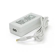 Імпульсний блок живлення 12В 0,5А (6Вт) штекер 5.5 / 2.5 довжина 1,2 м, Q50, White