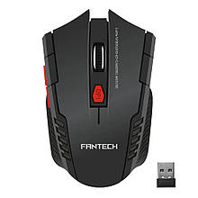 Миша геймерська Fantech W4 RAIGOR, 6 кнопок, 800-2000 DPI, Win7 / 8/10 Mac OS, Black, COLOR BOX