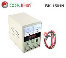 Блок живлення з цифровою індикацією BAKKU BK 1501N