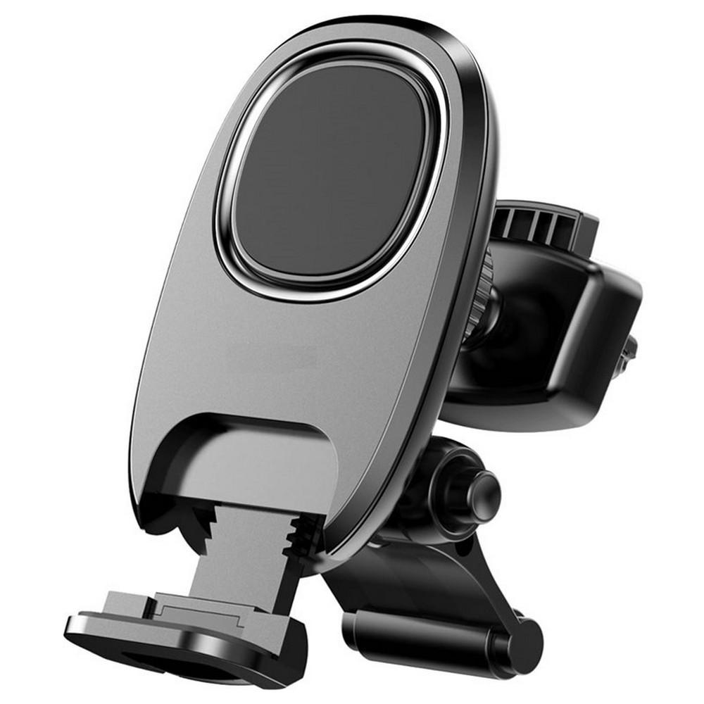 Автомобильный магнитный держатель Primo H-CT182 для телефона на решетку - Black
