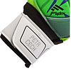Перчатки вратарские юниорские 508B RESPONSE р-6 с защитными вставками, зеленый, фото 3