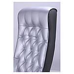 Кресло Бристоль HB Хром Механизм Anyfix Жемчуг-07, серый, фото 5