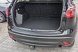 Пластикова захисна накладка на задній бампер для Mazda CX-5 Mk1 2011-2016, фото 3