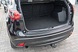 Пластикова захисна накладка на задній бампер для Mazda CX-5 Mk1 2011-2016, фото 5