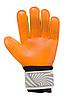 Перчатки вратарские юниорские 508B RESPONSE р-7 с защитными вставками, зеленый, фото 2