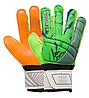 Перчатки вратарские юниорские 508B RESPONSE р-7 с защитными вставками, зеленый, фото 4