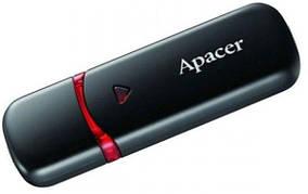Флеш-память USB Apacer AH333  Black