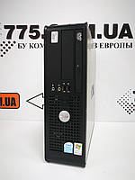 Компьютер Dell 745, Intel Core2Duo E4500 2.2ГГц, ОЗУ 4ГБ, HDD 160ГБ, фото 1
