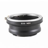 Адаптер переходник Canon EOS - Sony E NEX , фото 1