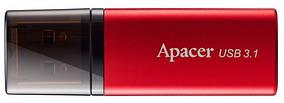 Флеш-память Apacer AH25B 16GB Red