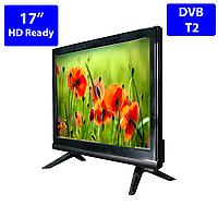 "Телевизор для кухни LED TV 17"" HD Ready DVB-T2 HDMI"