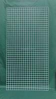 Сетка Торговая    200 х 100 см настенная  диаметр -3 мм  клетка  5 х 5 Украина