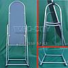Зеркало Торговое Напольное примерочное 45 х 150 Серое без  коробки Украина