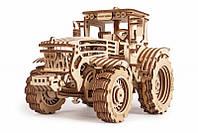 3D пазл из дерева «Трактор» 401 деталь, фото 1