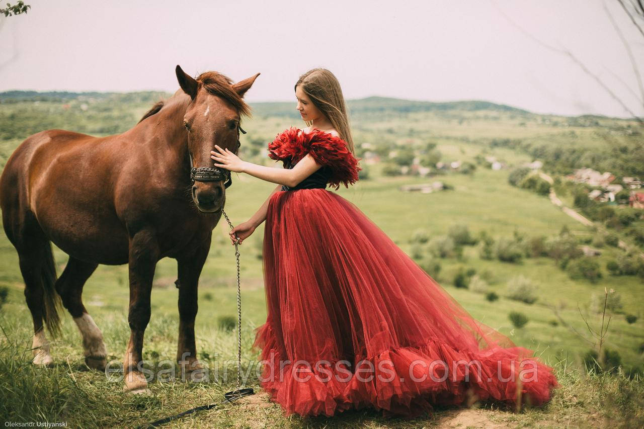 Модель 👑NOVARA👑 - дитяча сукня / ошатне плаття дитяче
