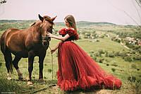 Модель 👑NOVARA👑 - дитяча сукня / ошатне плаття дитяче, фото 1