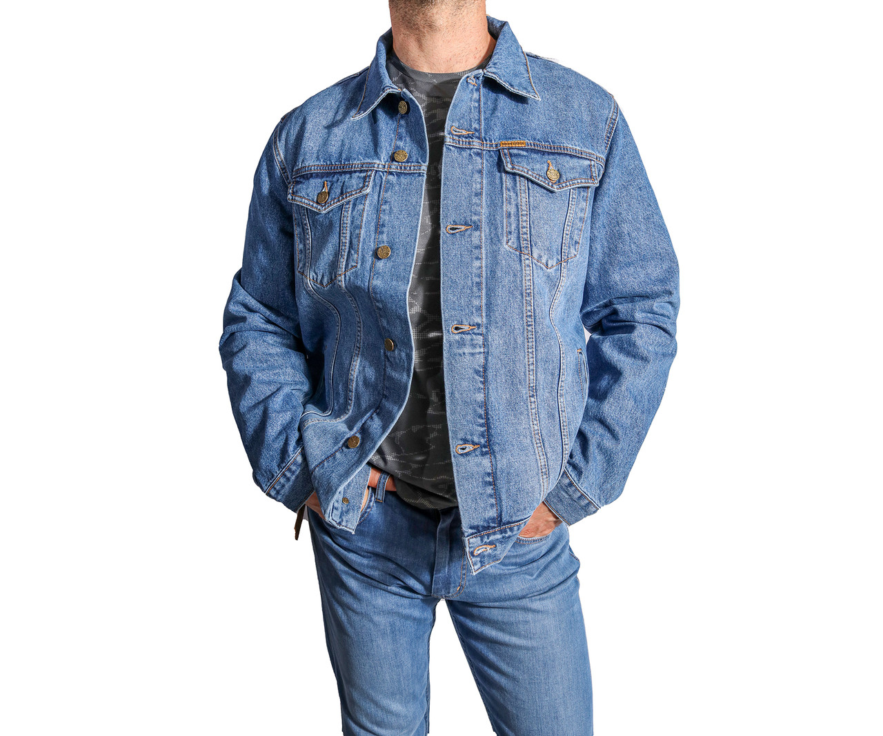 Куртка джинсовая MONTANA 1026 03 LEGEND