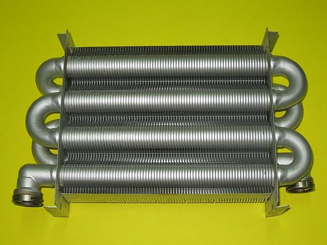 Теплообменник первичный (основной) 65100425 Ariston Uno 24 MFFi