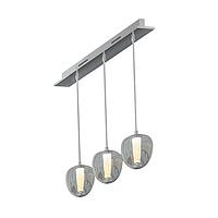 Светильник подвесной Caren 7W тройной (дизайнерская серия Intelite DECO)