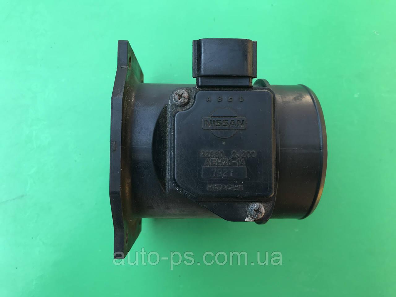 Расходомер воздуха (ДМРВ) Nissan Primera P10 2.0