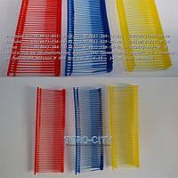 Леска Цветная  для бирочного пистолета  25 мм упаковка 5000 шт Китай