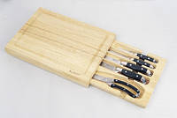 Набор ножей Berghoff Forged в деревянном футляре