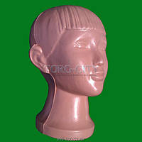 Манекен -Голова пластик Подросток